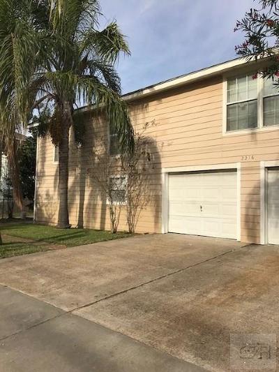 Galveston Rental For Rent: 2216 59th Street
