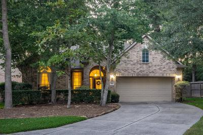 The Woodlands Single Family Home For Sale: 59 N Belfair Place