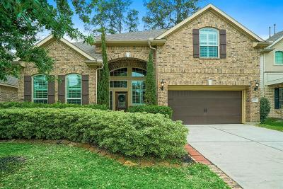 The Woodlands Single Family Home For Sale: 110 Pinto Point Circle