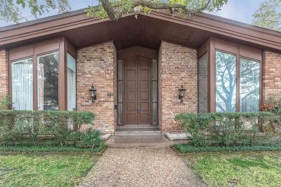 Houston Single Family Home For Sale: 5102 Contour Place