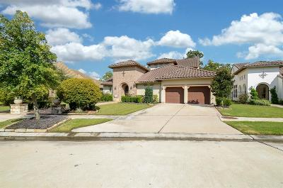 Sugar Land Single Family Home For Sale: 4022 Cantor Trails
