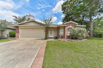 Spring Single Family Home For Sale: 2735 Fox Pitt Road