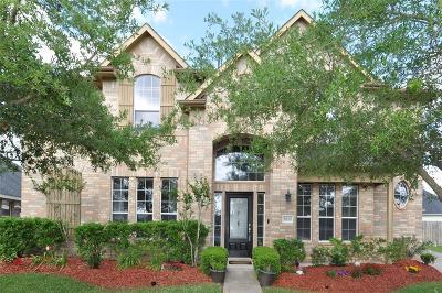 Rosenberg Single Family Home For Sale: 8819 Luray Ct