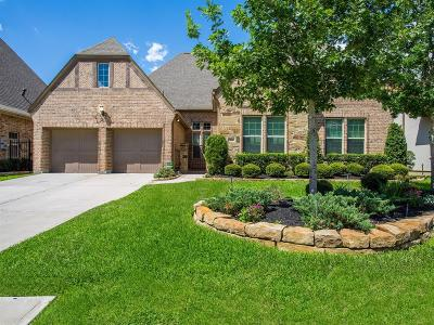 Tomball Single Family Home For Sale: 26 Woodglade Way