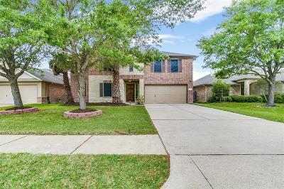 Manvel Single Family Home For Sale: 3318 Spindletop Court
