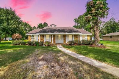 Channelview Single Family Home For Sale: 15659 N Brentwood Street