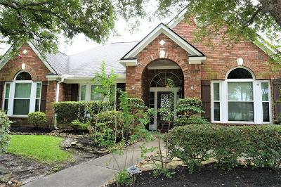 Humble TX Single Family Home For Sale: $299,999