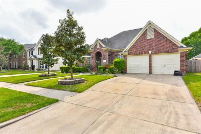 Pearland Single Family Home For Sale: 3006 Gorom Court