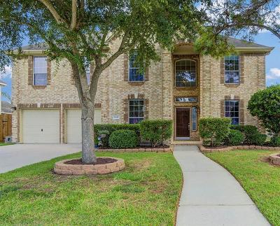 Seabrook Single Family Home For Sale: 3442 Ocean Ridge Circle