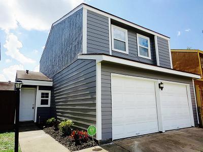 Houston Single Family Home For Sale: 12413 Centre Court
