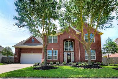 Pearland Single Family Home For Sale: 12408 Pepper Creek Lane