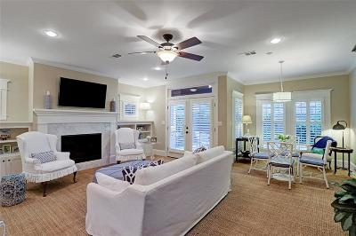 Houston Condo/Townhouse For Sale: 1529 A Lawrence Street