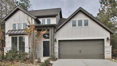 Conroe TX Single Family Home For Sale: $357,900