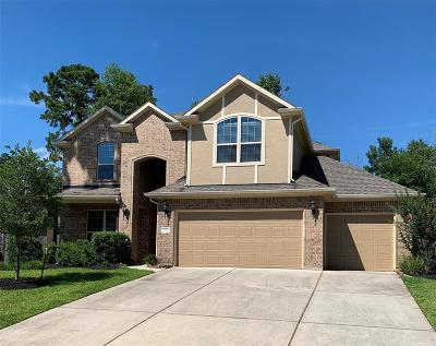 Conroe Single Family Home For Sale: 2009 Brodie Lane