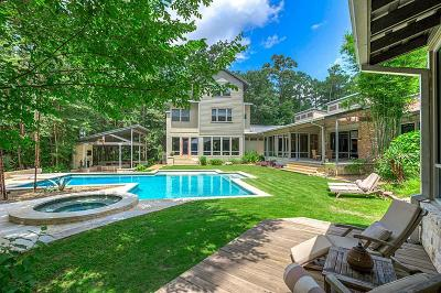 The Woodlands Single Family Home For Sale: 3 Chancery Place