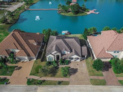 Houston Single Family Home For Sale: 19026 Crescent Bay Drive