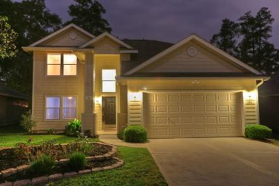The Woodlands Single Family Home For Sale: 190 N Vesper Bend Circle