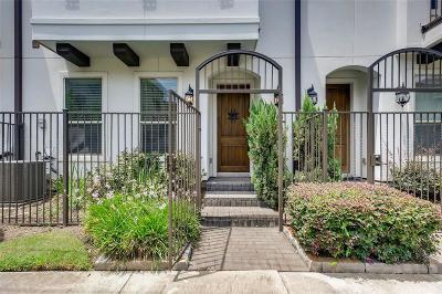 Houston Single Family Home For Sale: 4228 Dickson Street