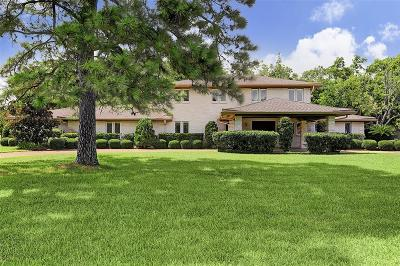 Friendswood Single Family Home For Sale: 301 Clearview Avenue