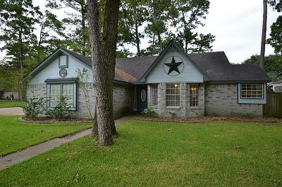 Spring Single Family Home For Sale: 5030 Maurita Drive
