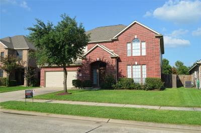 Tomball Single Family Home For Sale: 19206 Poplar Trails Lane