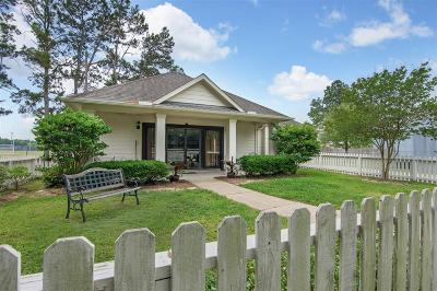 Single Family Home For Sale: 18859 Ashley Road