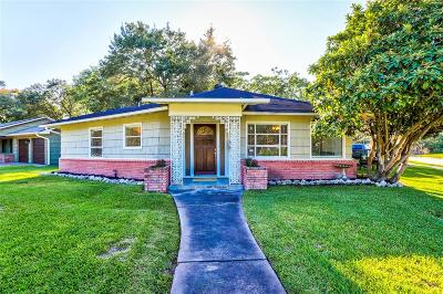 Bellaire Single Family Home For Sale: 800 Atwell Street