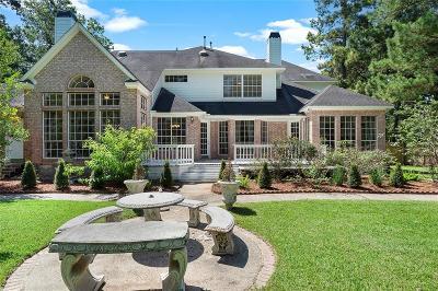 Kingwood Single Family Home For Sale: 2310 Kings Trail