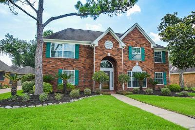 Sugar Land Single Family Home For Sale: 4415 Knightsbridge Boulevard