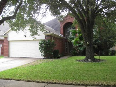 Sugar Land Single Family Home For Sale: 4438 Topaz Trail Drive
