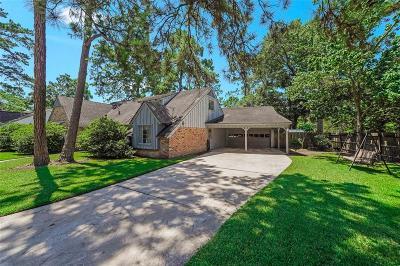 Houston Single Family Home For Sale: 12231 Kimberley Lane