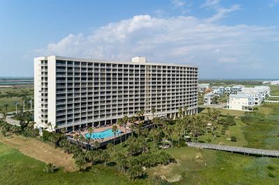 Galveston Mid/High-Rise For Sale: 1401 E Beach Drive #1006