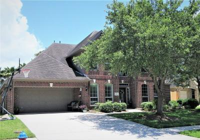 League City TX Single Family Home For Sale: $354,900