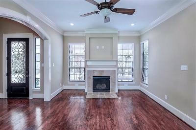 Houston Single Family Home For Sale: 3541 W Dallas Street