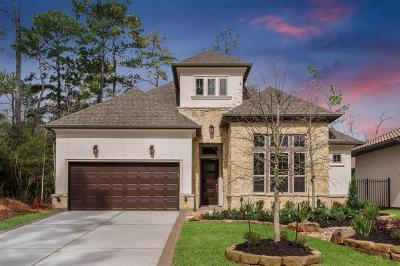 The Woodlands Single Family Home For Sale: 14 Cassena Grove