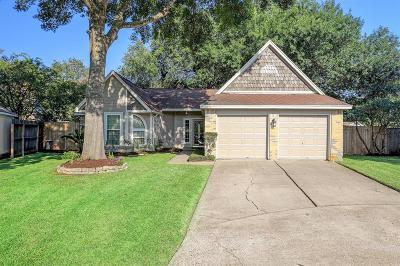 Seabrook Single Family Home For Sale: 4513 Coronado Street
