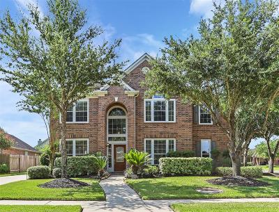 Katy Single Family Home For Sale: 26111 Willow Colony Lane