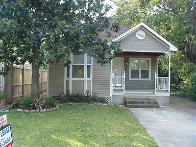 Houston Single Family Home For Sale: 1427 Rutland Street