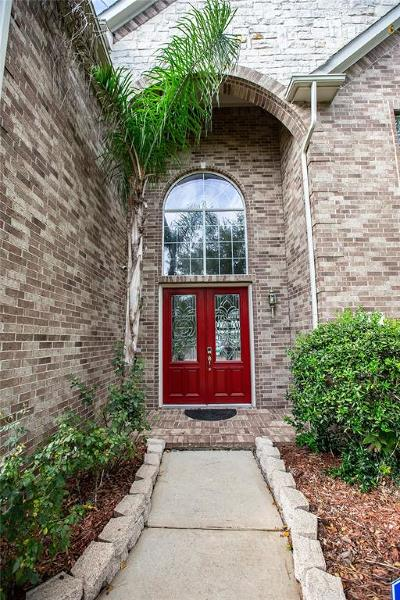 Richmond Single Family Home For Sale: 6011 Country Ridge Drive