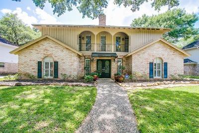 Houston Single Family Home For Sale: 12443 Honeywood Trail