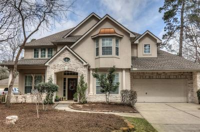 The Woodlands Single Family Home For Sale: 71 W Prairie Dawn Circle