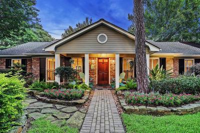 Houston Single Family Home For Sale: 718 Diamond Leaf Lane