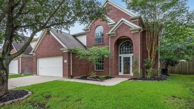 Katy Single Family Home For Sale: 6210 Townsgate Circle