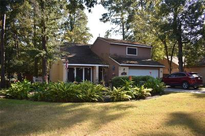 The Woodlands Single Family Home For Sale: 23 N Greenbud Court