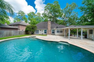 Houston Single Family Home For Sale: 3515 Village Oaks Drive