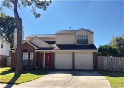 Houston Single Family Home For Sale: 1563 Hillside Elm Street