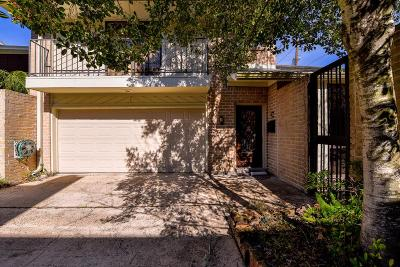 Houston Single Family Home For Sale: 2525 Potomac Drive #C