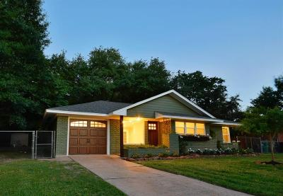 Houston Single Family Home For Sale: 1323 Ansbury Drive