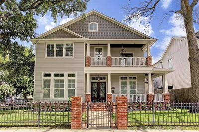 Houston Single Family Home For Sale: 219 W 10th Street