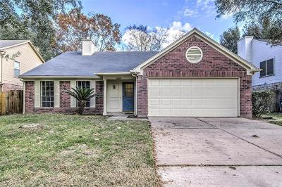 Houston Single Family Home For Sale: 13834 Hallfield Drive